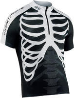 NW Skeleton Jersey Black/White
