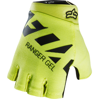 FOX Rukavice Ranger Gel Short fluo/černé