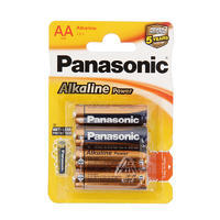 PANASONIC Baterie alkalická tužková 1,5V - AA/LR06 - 1ks