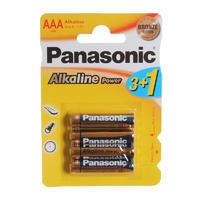 PANASONIC Baterie alkalická tužková 1,5V - AAA/LR03 - 1ks