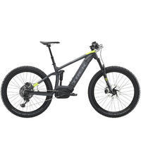 TREK Powerfly FS 9 Plus 2019 - Matte Solid Charcoal