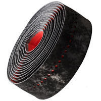BONTRAGER Omotávka Velvetack, černá/Viper Red