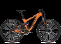 TREK Fuel EX 5 29 2016 - Firebrand - 18,5