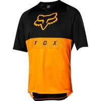 FOX Volný dres Defend SS Moth Jersey - Atomic Orange