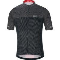 GORE C3 Optiline Jersey-graphite grey/black-XL