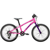 "TREK Wahoo 20 2019 - Flamingo Pink/Purple Lotus (20"")"
