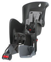 POLISPORT - Dětská sedačka Bilby RS - Černo - šedá
