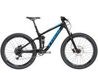 TREK Remedy 7 27.5 2018 - Matte Trek Black - 17,5