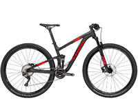 TREK Top Fuel 8 2018 - Trek Black - 17,5