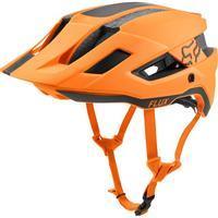 FOX Flux Helmet Rush Atomic Orange