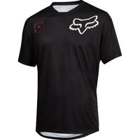 FOX Volný dres Indicator SS Asym černý
