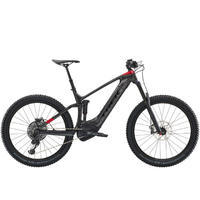 TREK Powerfly LT 9.7 Plus 2019 - Dnister Black/Rage Red