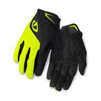 GIRO Bravo LF-black/highlight yellow-XL