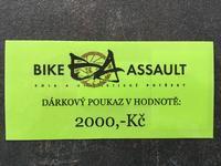 DÁRKOVÝ POUKAZ - 2000,-Kč