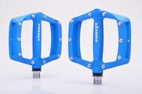 FIREEYE - Pedály s vyměnitelnými piny ROAST - modré