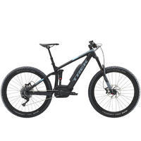 TREK Powerfly LT 4 Plus 2019 - Matte Trek Black