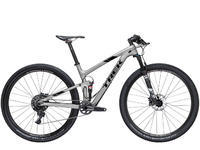 TREK Top Fuel 9.7 2018 - Matte Metallic Gunmetal - 18,5