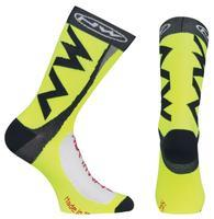 NW Ponožky Extreme Tech Plus Socks Yellow Fluo