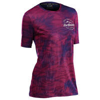 NW Enduro Woman Jersey S/S Mineral Purple