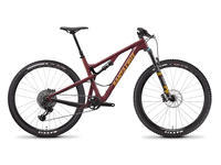 SANTA CRUZ Tallboy 3-C-S 2019 Oxblood-Tan-XXL