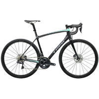 TREK Emonda SLR 7 Disc WSD 2019 - Matte Trek Black/Miami Green
