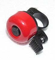 LONGUS - Zvonek průměr 35mm - červený