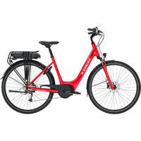 TREK TM1+ Lowstep 2019 - Gloss Indian Red