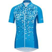 GORE C3 Women Petals Jersey-dynamic cyan/ciel blue-38/M