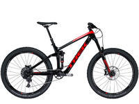 TREK Remedy 9,7 27,5 2018 - Black/Viper Red - 18,5