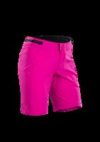 SUGOI Kraťasy Trail short - růžové - XL