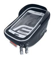 FORCE - brašna na řídítka SMART XL na mobil černo-šedá