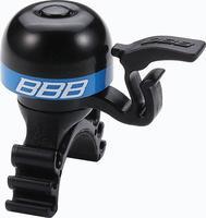 BBB - Mosazný zvonek BBB-16 MiniFit - Modrý