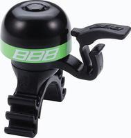 BBB - Mosazný zvonek BBB-16 MiniFit - Zelený