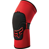 FOX Chrániče kolen Launch Enduro Knee Pad Red - S