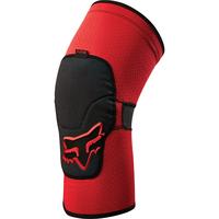 FOX Chrániče kolen Launch Enduro Knee Pad Red - S