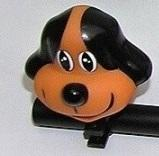 RMS - Dětská houkačka na řidítka - pejsek