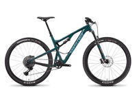 SANTA CRUZ Tallboy 3-C-S 2019 Forest Green-Baby Blue-L