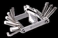 BIRZMAN - Multiklíč Feexman E-version 15 stříbrný