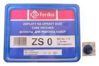 FERDUS - záplata ZS0 průměr 16mm