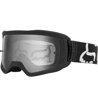 FOX Brýle Main II Race Goggle OS Black - 1