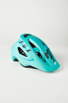 FOX Speedframe Helmet Ce MIPS - Teal - 1