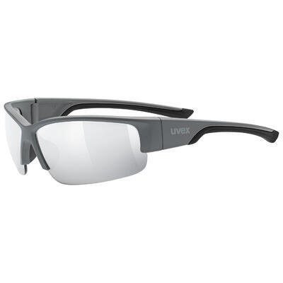 UVEX Brýle Sportstyle 215 Grey mat/Silver S3 (5516)