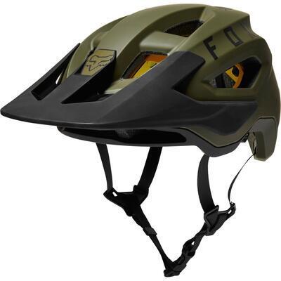 FOX Speedframe Helmet Ce MIPS - Green/Black - L - 1