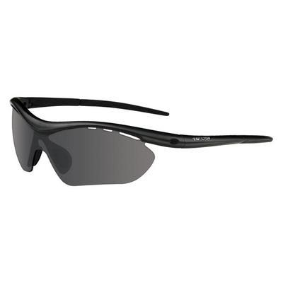 TIFOSI Ventus-Gloss Black/interch/Smoke,AC Red,Clear