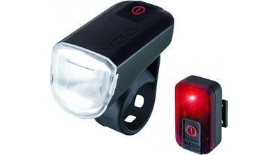 VDO ECO Light M30 Flash Set USB-rechargeable - 1