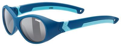 UVEX Brýle Sportstyle 510 Dark Blue mat/Smoke S3 (4416)