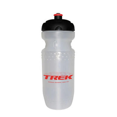 BONTRAGER Láhev Trek Screwtop Silo 2020 Clear 591 ml