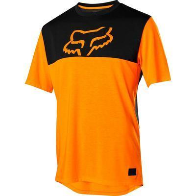 FOX Volný dres Ranger Dri-Release SS Jersey - Atomic Orange - XL - 1