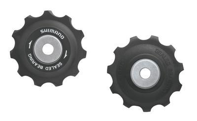 SHIMANO - Kladky SH horní + spodní XT - 10sp - 11z