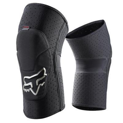 FOX Chrániče kolen Launch Enduro Knee Pad Black - M - 1